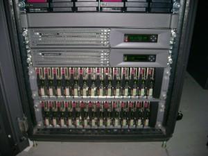 HP EVA 5000 28 Stück 72 GB 15k