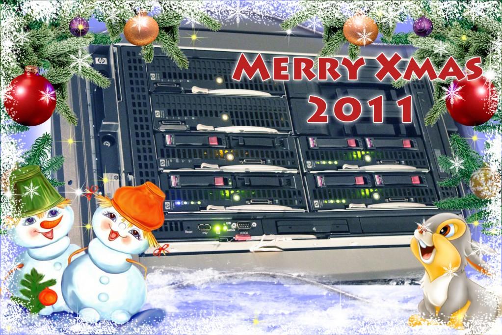 Merry Xmas 2011